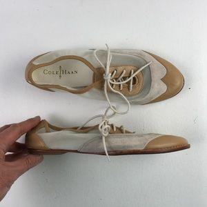 Cole Haan Tan Sneakers D5516795